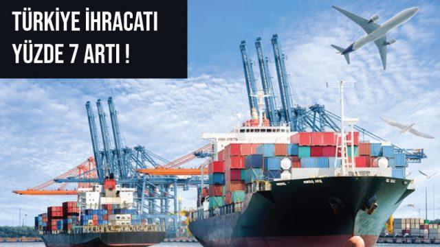 ihracat rakamları