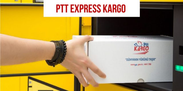 ptt express kargo