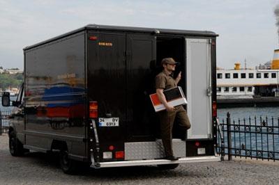UPS Yurtışı Kargo Takip