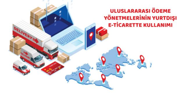 uluslarlarası ödeme yönetmelerinin yurtdışı e-ticarette kullanımı
