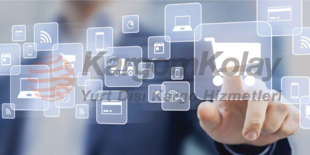 yurtdışı kargo işlemlerinde e-ticaret