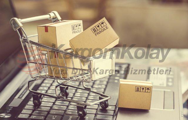 e-ticaret satışı