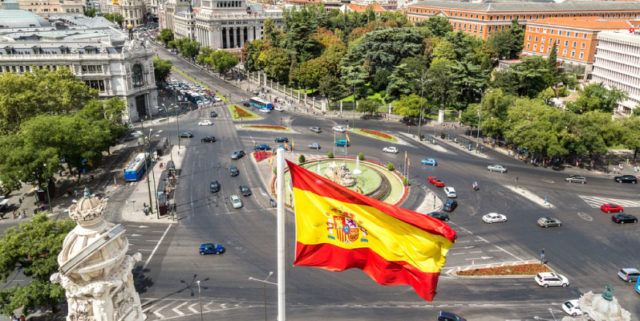 İspanya Kargo