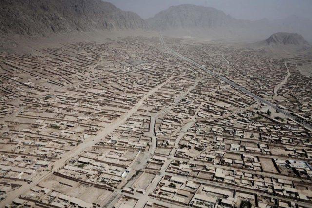 Afganistan kargo