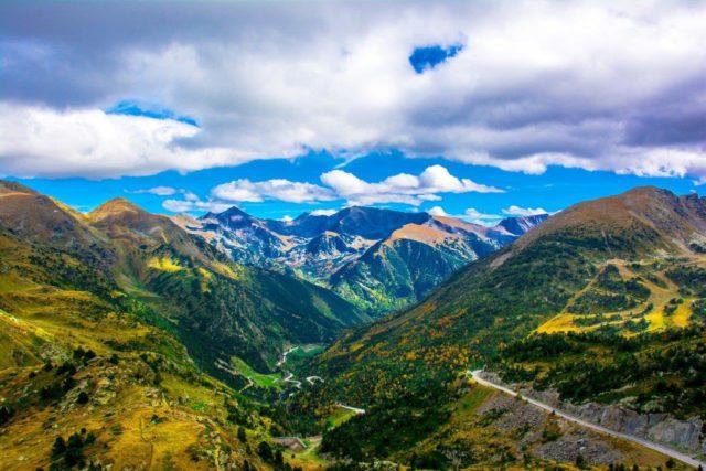 Andorra kargo