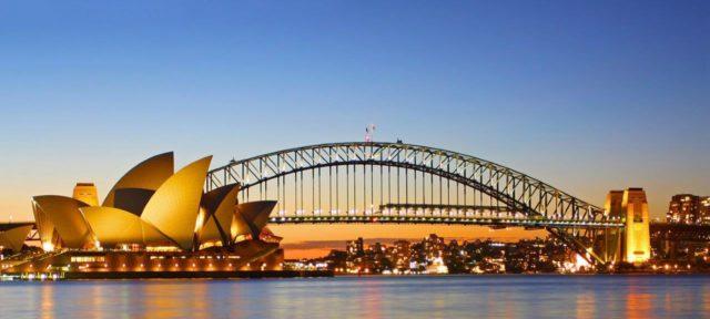 Avustralya kargo