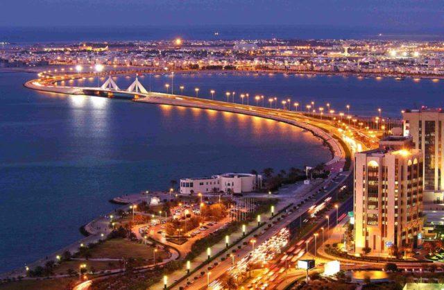 Bahreyn kargo