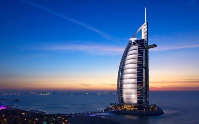 Birleşik Arap Emirlikleri kargo