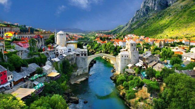 Bosna Hersek kargo