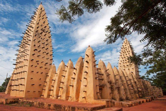 Burkina Faso kargo