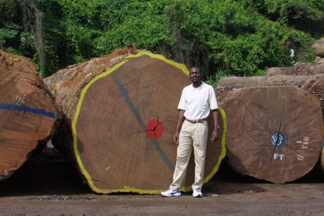 Gabon kargo