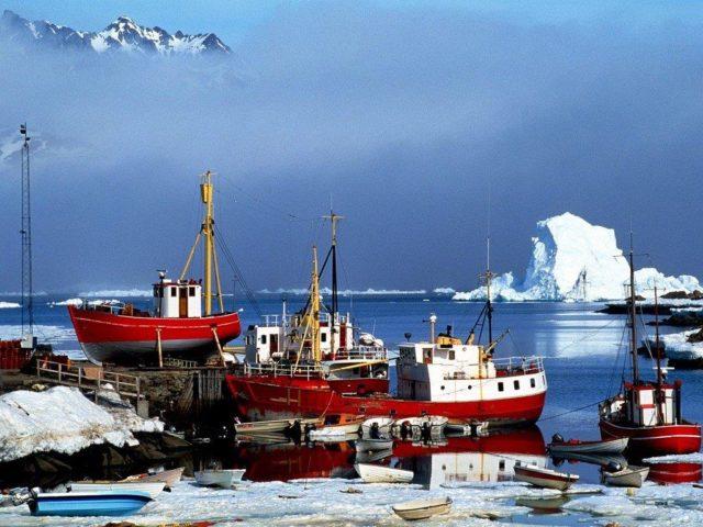 Greenland kargo