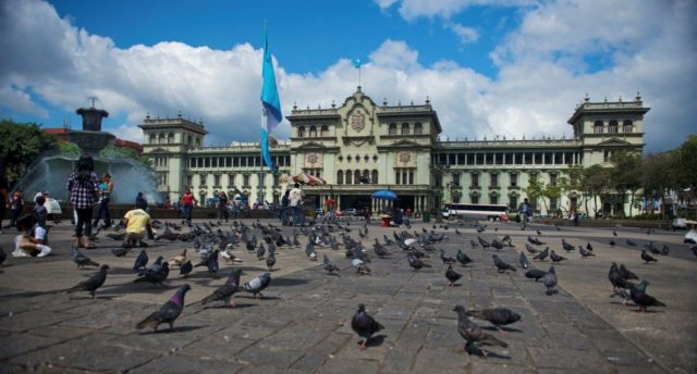 Guatemala kargo