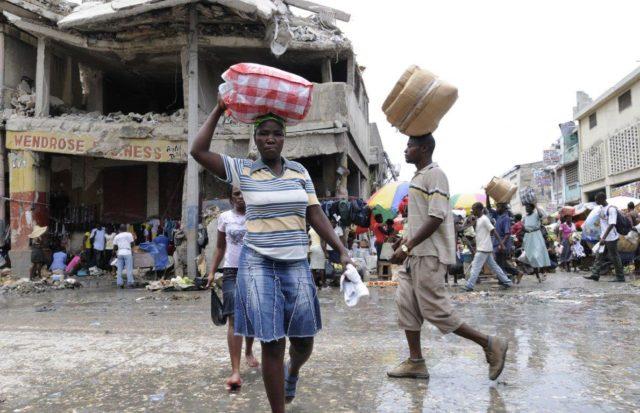 Haiti kargo