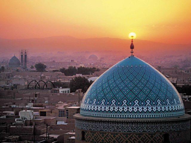 İran kargo