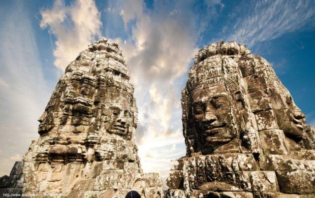 Kamboçya kargo