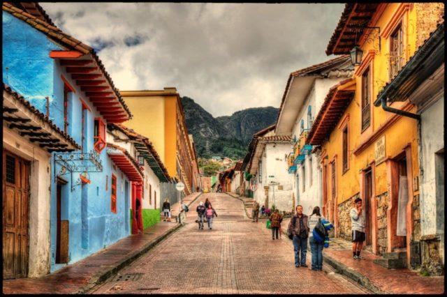 Kolombiya kargo