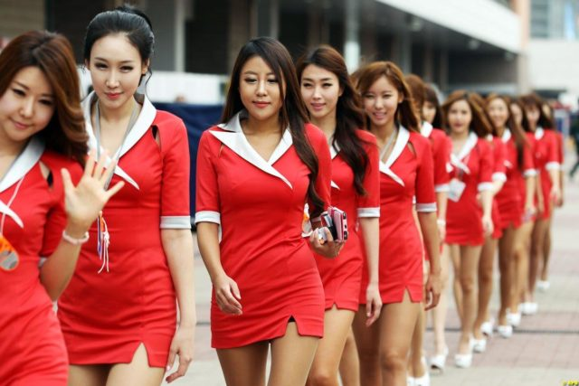 Güney Kore kargo
