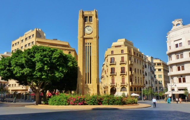 Lübnan-kargo