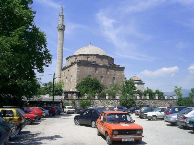 Makedonya kargo