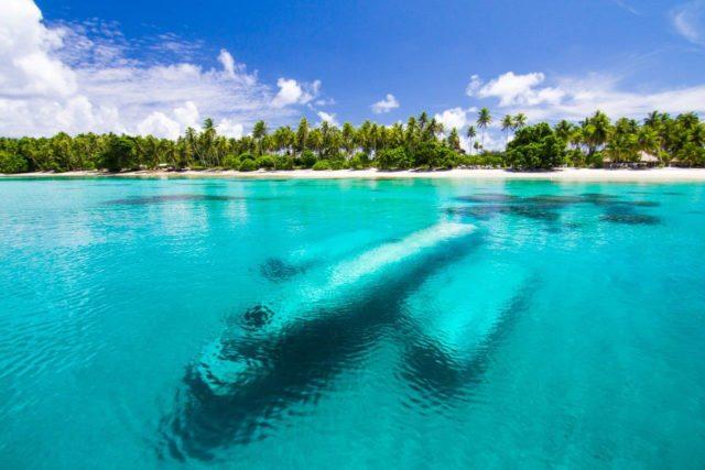 Marshall Adaları kargo