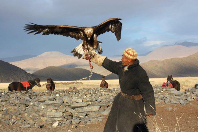 Moğolistan kargo