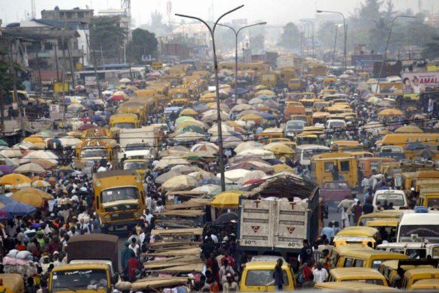 Nijerya kargo