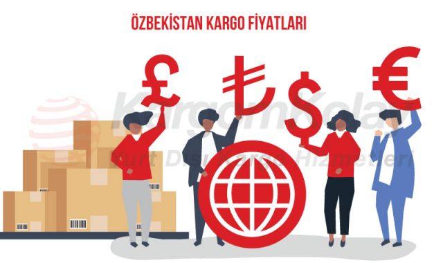 özbekistan kargo fiyatları