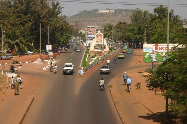 Orta Afrika Cumhuriyeti kargo