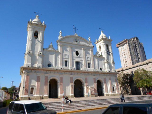 Paraguay kargo