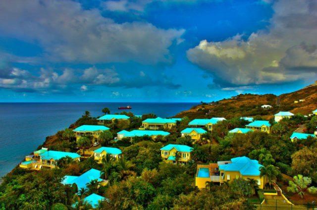 Saint Kitts kargo