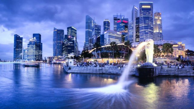 Singapur kargo
