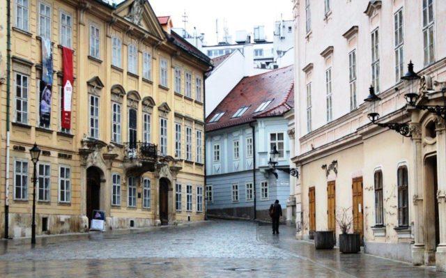 Slovak Cumhuriyeti kargo