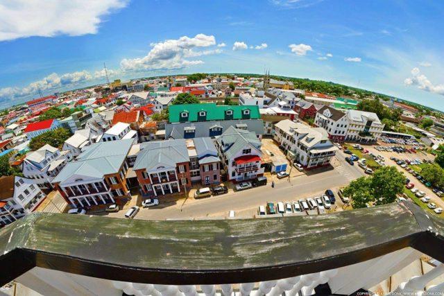 Surinam kargo