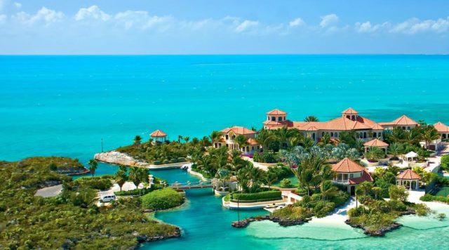 Turks ve Caicos Islands kargo