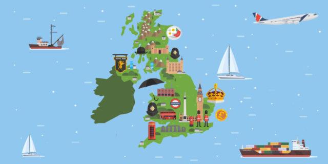 İngiltereye kargo