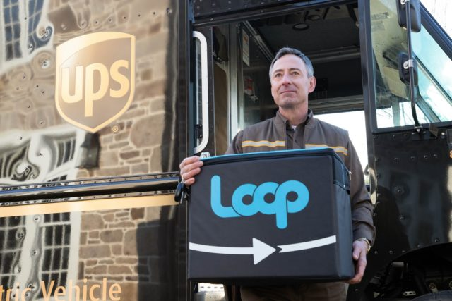 Ups Kargo Terracycle