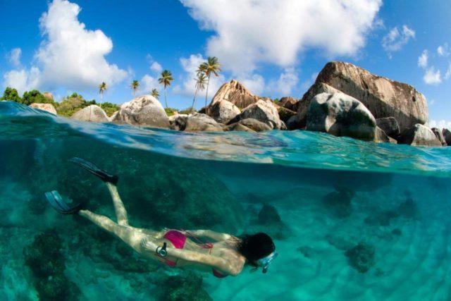Virjin Adaları Kargo