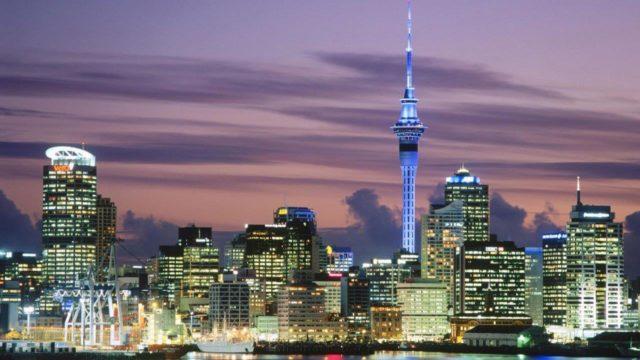 Yeni Zelanda kargo
