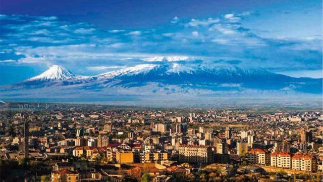 Ermenistan kargo