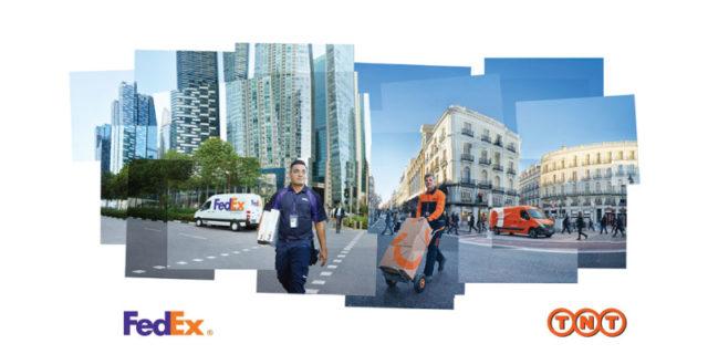 Fedex- Tnt Birleşmesi