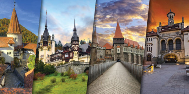Romanya Turizm
