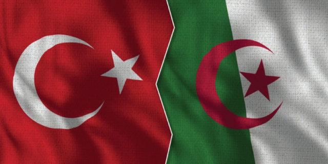 Türkiye'den Cezayir'e Kargo