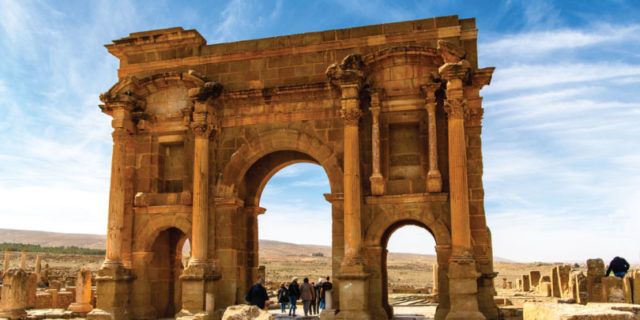 Cezayir kargo hizmetleri