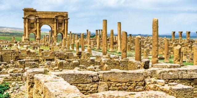 Cezayir'e kargo