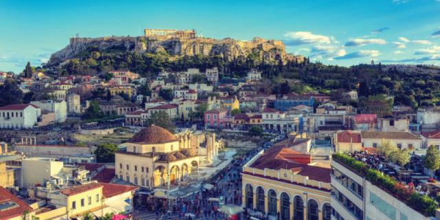 Yunanistan'a kargo