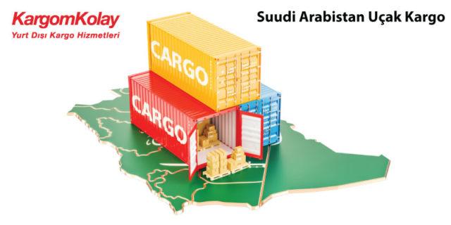 Suudi Arabistan kargo
