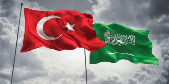 Suudi Arabistan - Türkiye