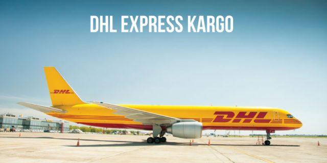 DHL express kargo