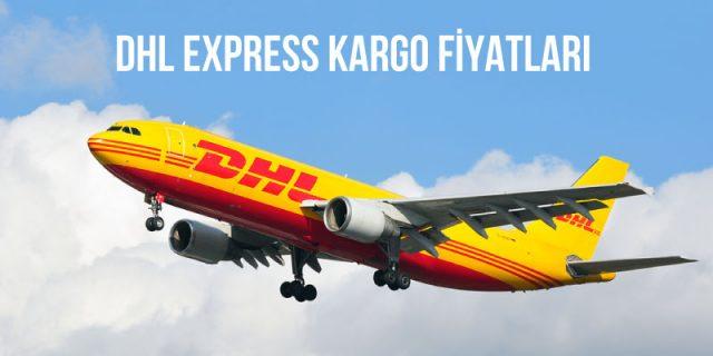 dhl express kargo fiyatları